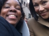Zenobia and Ann Curry