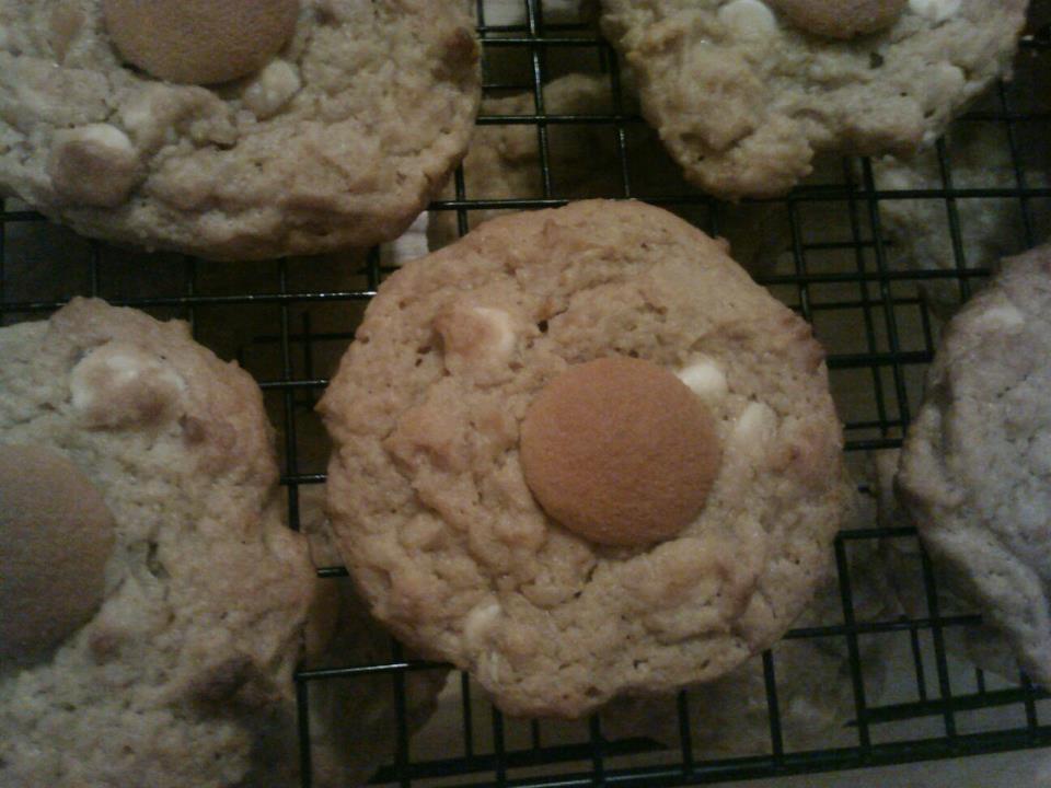 Banana Pudding Cookie